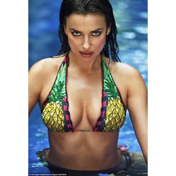 25c94da45d6e [52] AGUA BENDITA Pineapple Bikini